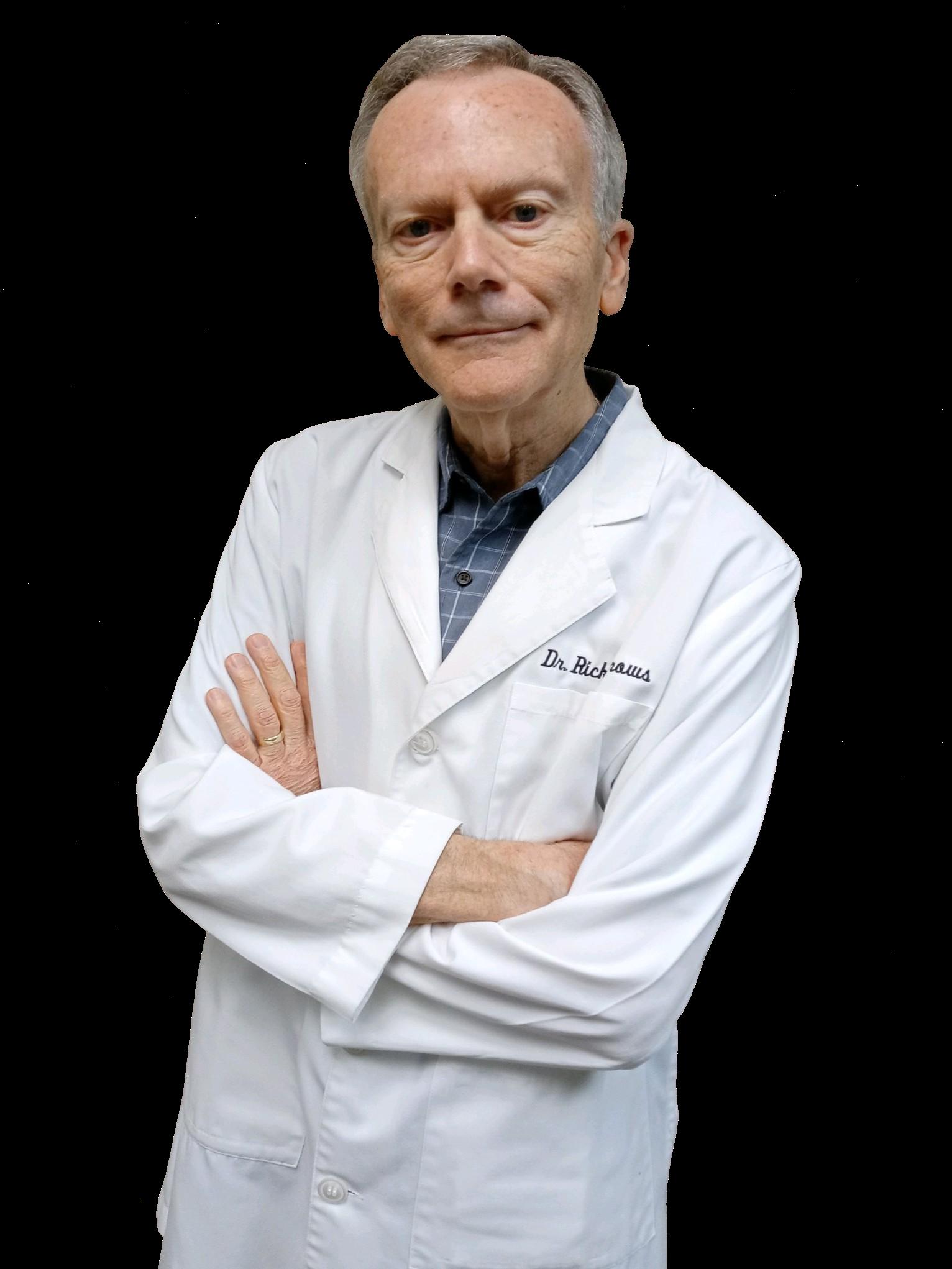 Chiropractor San Antonio TX Rick Barrows, DC